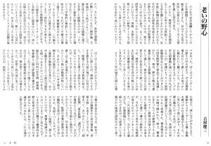書評-1633-老愛小説-20180512季刊文科74